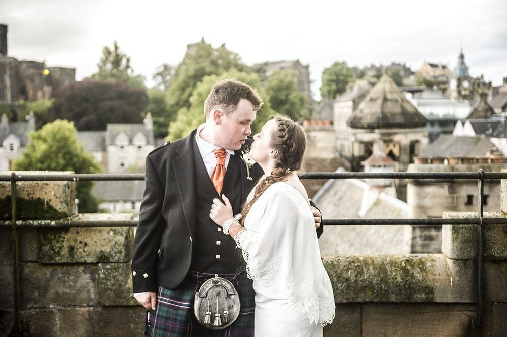 stirling highland hotel wedding