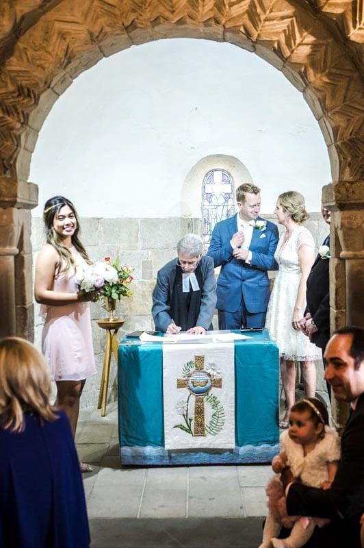 st margarets chapel wedding