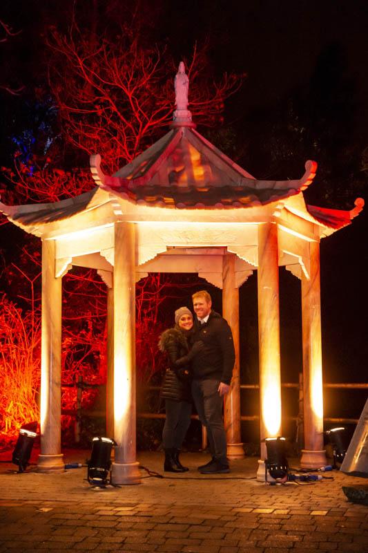 royal botanic gardens edinburgh wedding
