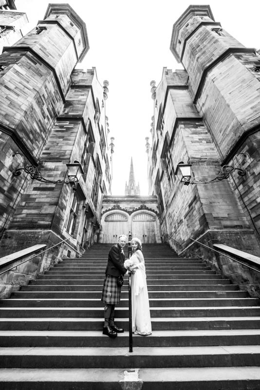 dome edinburgh wedding