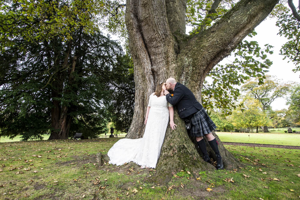 prestonfield house wedding