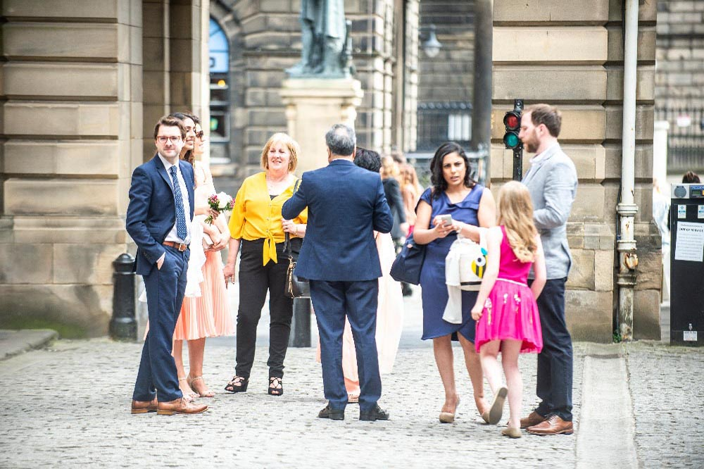 city chambers registry office wedding edinburgh