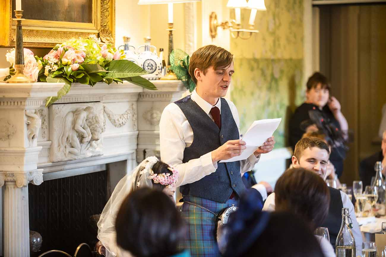 ballathie house hotel wedding