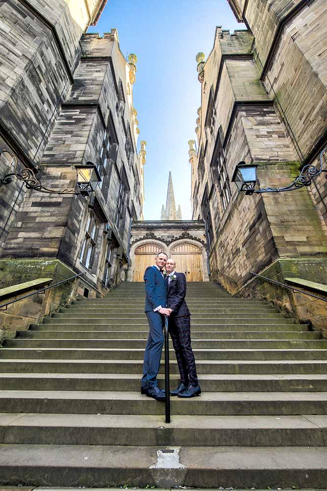 grassmarket community project wedding