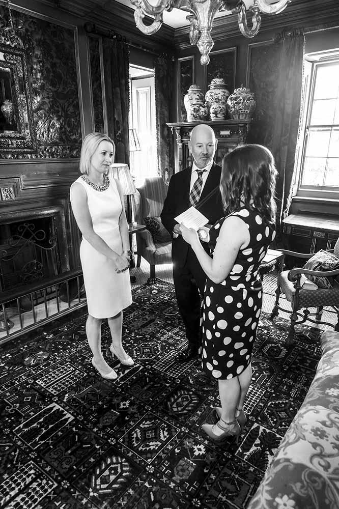 prestonfield house hotel wedding