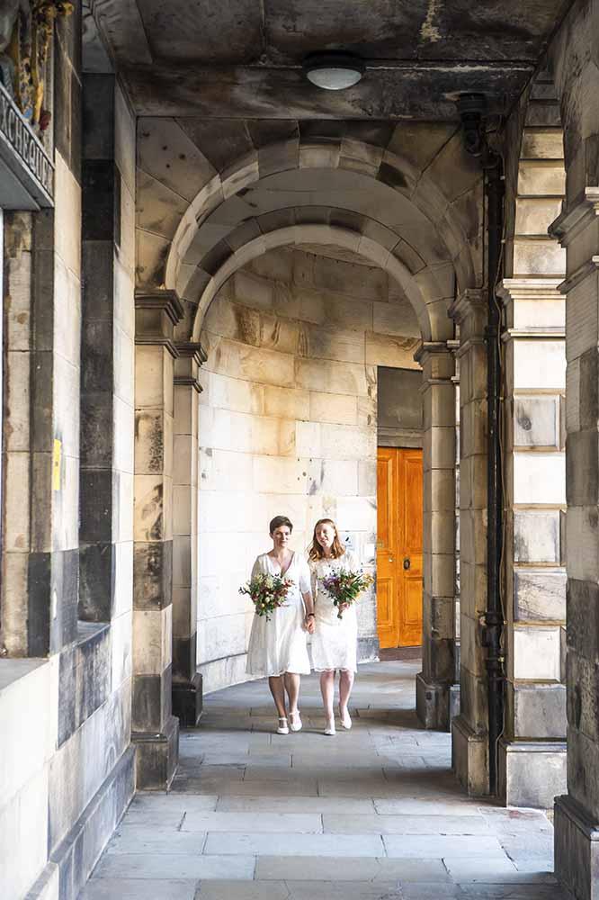 City Chambers Same Sex Wedding