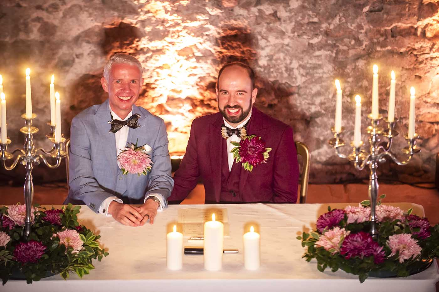 rowantree caves wedding