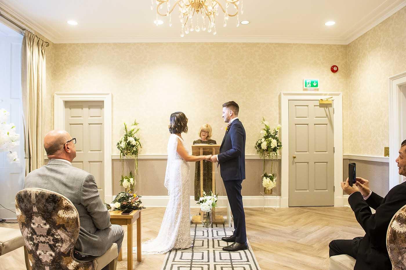 City Chambers Edinburgh Wedding
