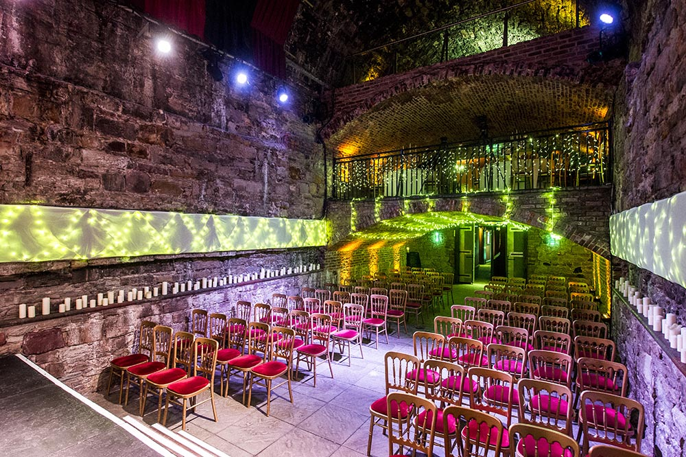 the caves wedding venue
