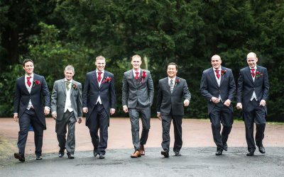 Dryburgh Abbey Wedding – Part One