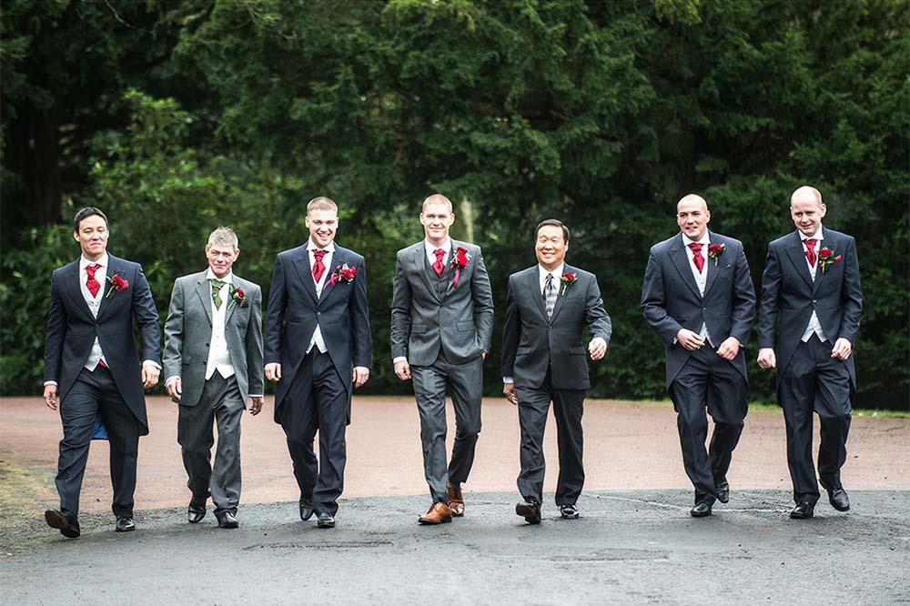 dryburgh abbey wedding