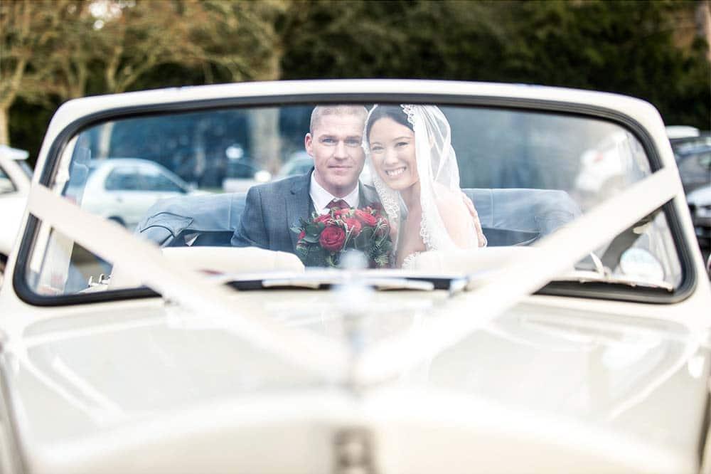 Dryburgh Abbey Wedding – Part Two