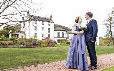 Lothian Chambers Prestonfield Hotel Wedding