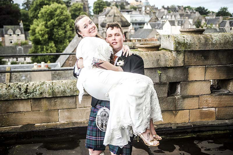 stirling highland hotel wedding