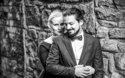 An American Elopement in Edinburgh