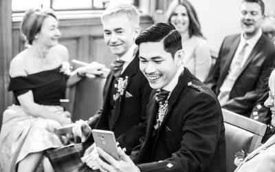 Lothian Chambers Gay Wedding