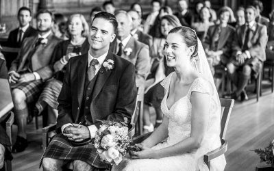 Lothian Chambers Registry Office and St Columbas Church Wedding