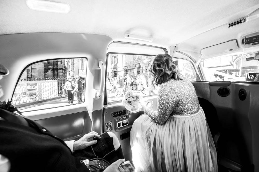 Lothian Chambers and Place Hotel Wedding