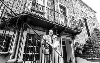 Edinburgh Castle St Margarets Chapel Wedding