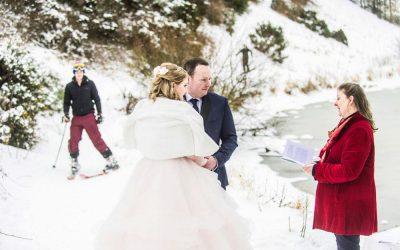 St Margarets Loch Wedding