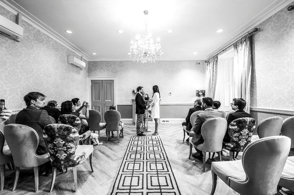 city chambers edinburgh registry office wedding