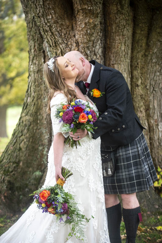 Prestonfield House Wedding 19