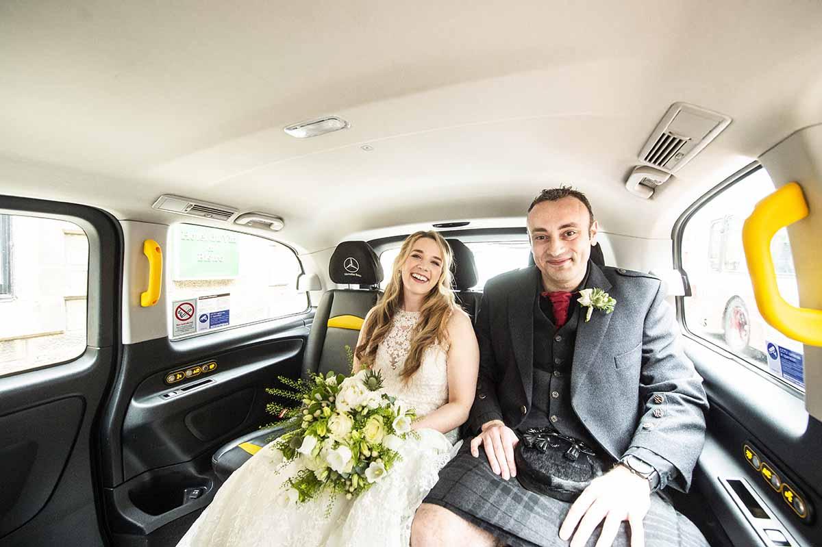 city chambers wedding