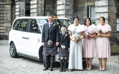 City Chambers Wedding Edinburgh