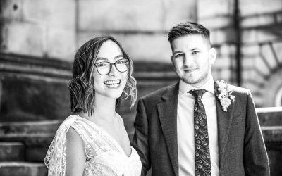 City Chambers Edinburgh Wedding – Kim and Sam